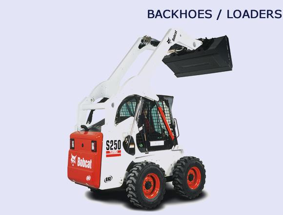 Bobcat Skid-steer - VHR Rental & Supply/Voorhees Hardware Inc.